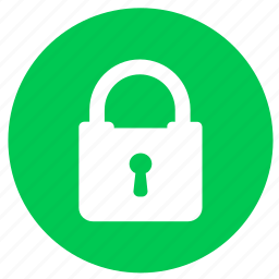 lock, locked, password, safe, safety, security icon