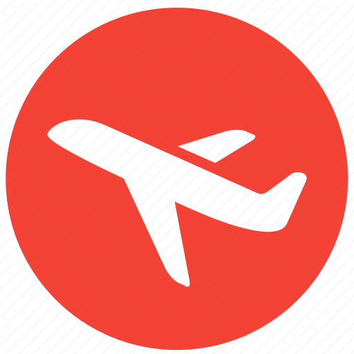 Air, airplane, flight, fly, plane, shipping, travel icon - Download on Iconfinder