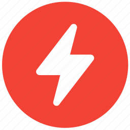 bolt, charge, electric, electricity, energy, power icon