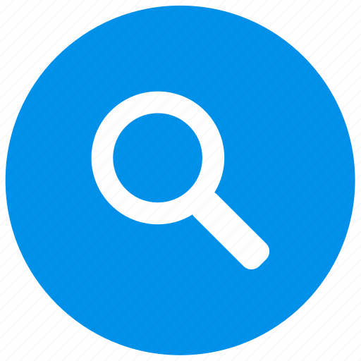 explore, find, glass, magnifier, magnifying, search, zoom icon