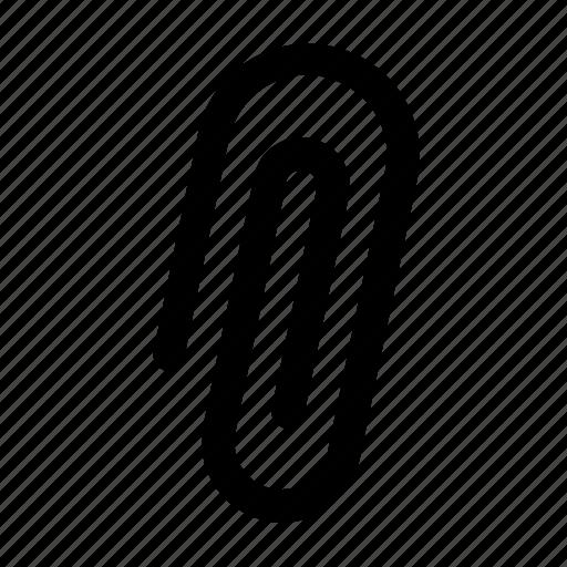 attach, attachment, clip, document, file, files, paperclip icon