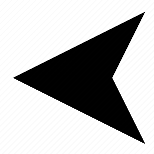 message, paperplane, pointer, send, share icon