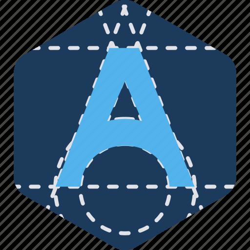 a, design, geometry, graphic, grid, shape, three d icon
