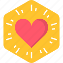 heart, like, love, romance, romantic, valentine, wishlist icon