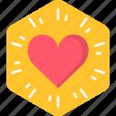 heart, love, wishlist, like, romance, romantic, valentine icon