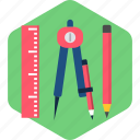 art, creative, design, drawing, geomatry, graphic, shape icon