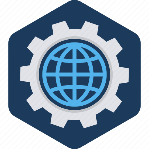 configuration, global, options, preferences, setting, settings, web icon