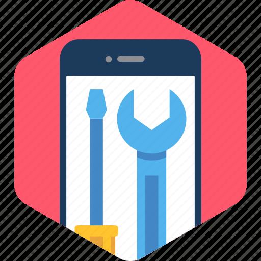 communication, configuration, mobile, options, setting, settings icon