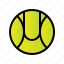 ball, baseball, sport, tennis icon