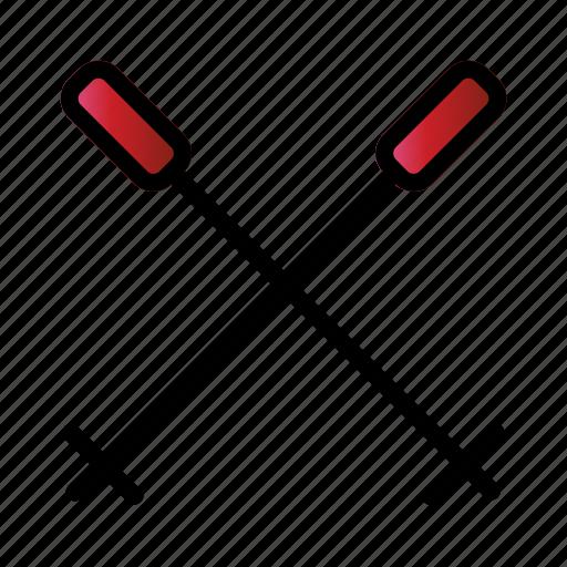 competition, ski, sports, sticks icon
