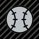 ball, baseball, game, sport
