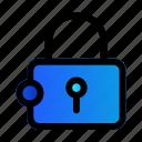 lock, safe, security