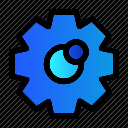 menu, options, setting icon