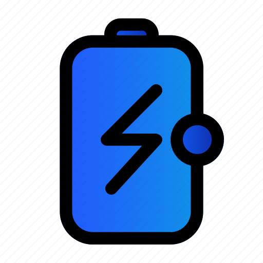 Battery, charged, charging, energy icon - Download on Iconfinder