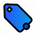 discount, label, price icon