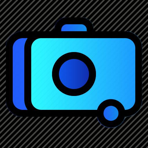 camera, user interface icon