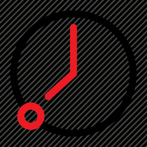 Clock, deadline, time icon - Download on Iconfinder