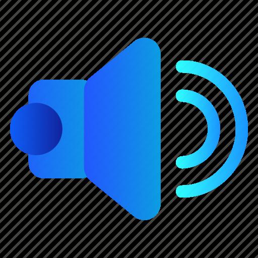Audio, sound, ui, volume icon - Download on Iconfinder
