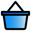 basket, cart, ecommers, shopping icon