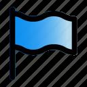 application, flag, interface, mark, user