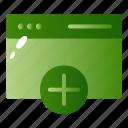 add, eo, plush, webs icon