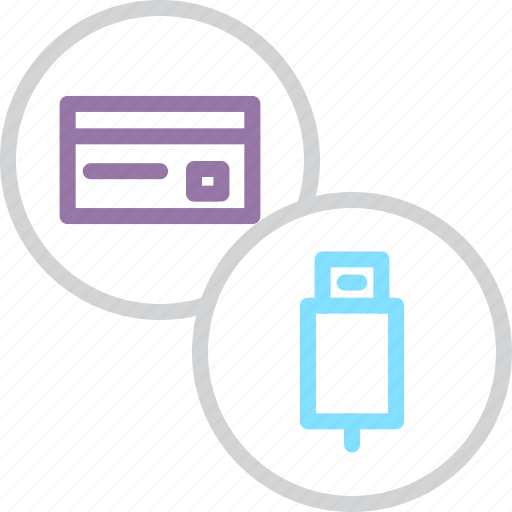 banking, card, charge, connect, credit, debit, recharge icon