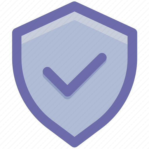 protection, right, safety, secure, security, shield, true icon