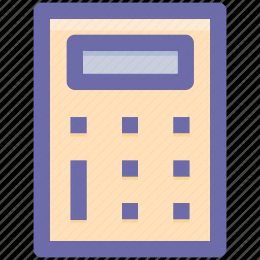 business calculation, calculation, calculator, collar calculation icon