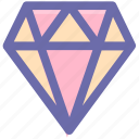 brilliant, crystal, diamond, diamonds, jewelry icon