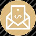 .svg, email, envelope, letter, letter envelope, message, post icon
