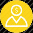 .svg, business, dollar sign, earning, entrepreneurship, financial, investment icon