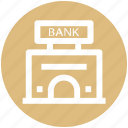 .svg, bank, bank building, building, business, finance icon