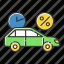 borrow, car, credit, debt, lend, loan, transport