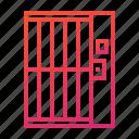 criminal, jail, locked, prison, prisoner
