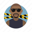 avatar, bodyguard, guard