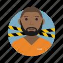 prisoner, jail, criminal