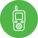 communication, device, toky, two, way, woky icon