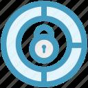 lock, padlock, password, secure, security