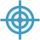 protection, secure, security, surveillance, target icon