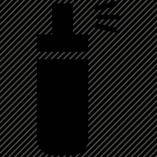 can, chemical, crime, spray, sprayer, toxic icon