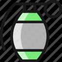 bomb, grenade