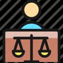 legal, judge, balance