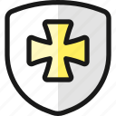 protection, shield, knight