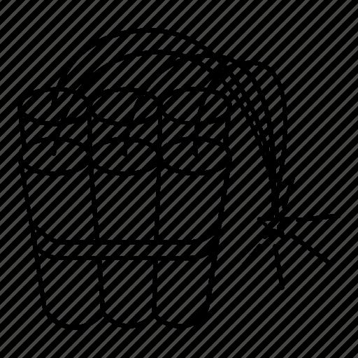 Bomb, crime, dynamite, explosive, fuse, sticks, terrorism icon - Download on Iconfinder