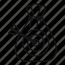 bag, commerce, communication, community, document, money, target
