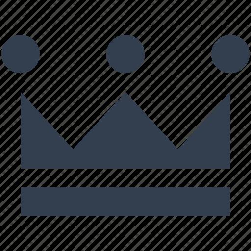 crown, headwear, king, kingsdom, prince, royal icon
