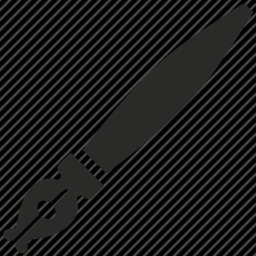 art, feather, instrument, nib, pen, tool, write icon