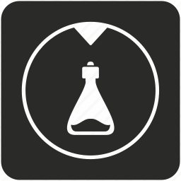 biology, bottle, chemistry, experiment, lab, science, test icon