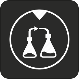 bottle, chemistry, flask, fluid, lab, liquid, test icon