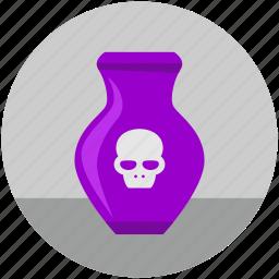danger, dead, death, halloween, head, rip, skull icon